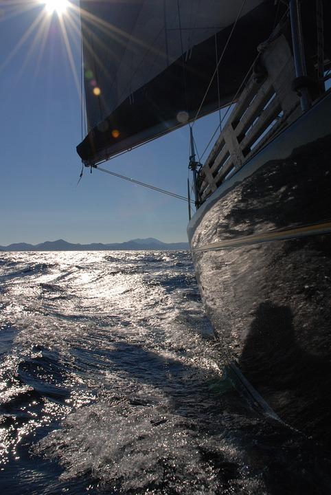 Sea, Yacht, Ocean, Ship