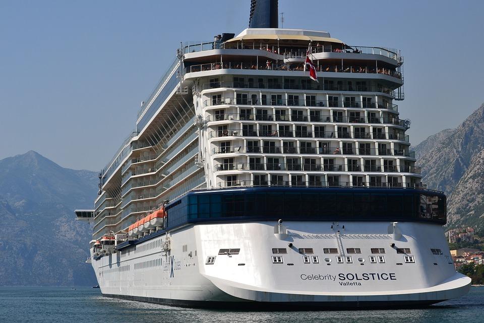 Cruise, Sea, Ship, Montenegro, Yacht