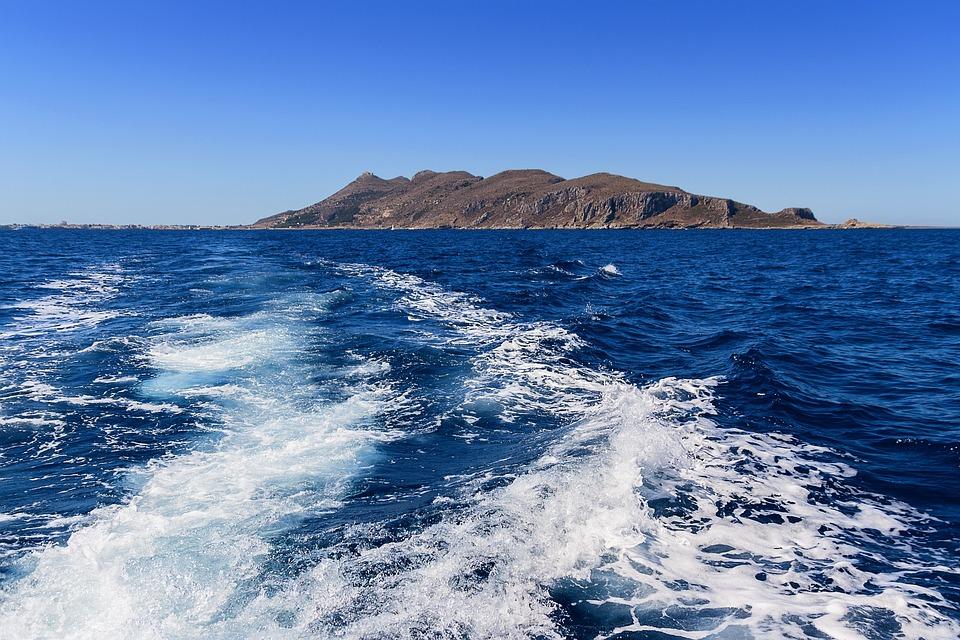 Sicily, Sea, Favignana