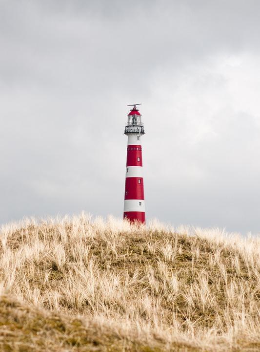 Nature, Sea, Sand, Lighthouse, Sky, Scenic