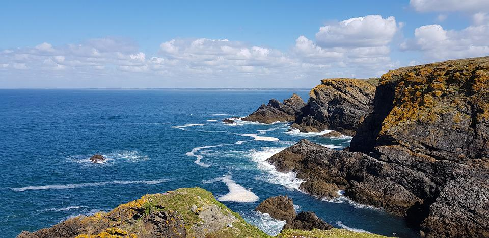 Nature, Water, Sea, Seashore, Sky