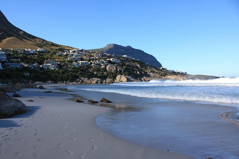 Beach, South Africa, Llandudno, Sea, Nature, Water