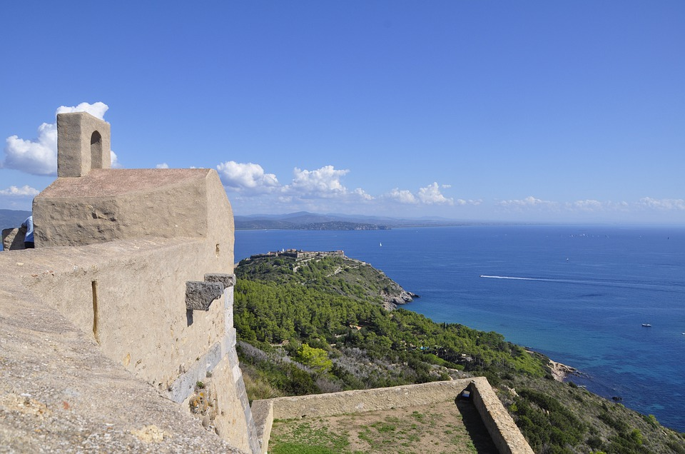 Argentario, Tuscany, Culture, Tourism, Sea, Stone