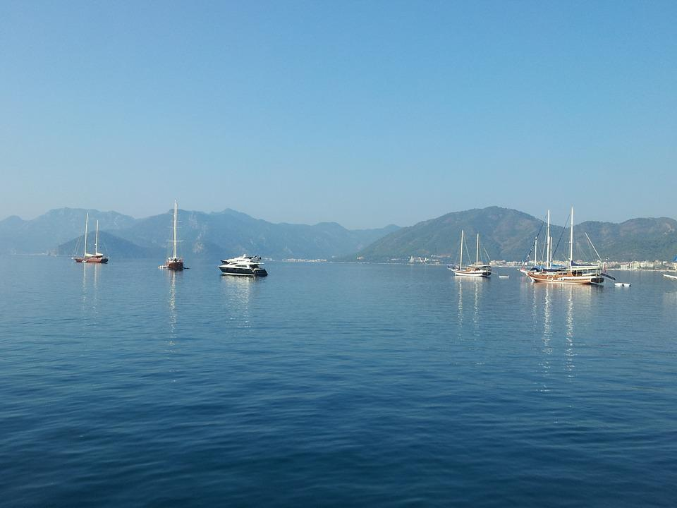 Sea, Boot, Turkey, Holiday, Summer, Lake, Water