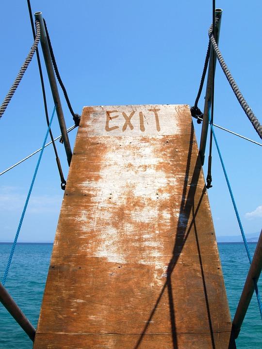 Exit, Boat, Sea, Water, Travel, Ship, Ocean, Summer