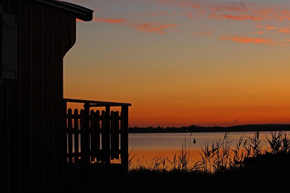 Sunset, Vacations, Beach, Summer, Sea, Sky, Rest, Water