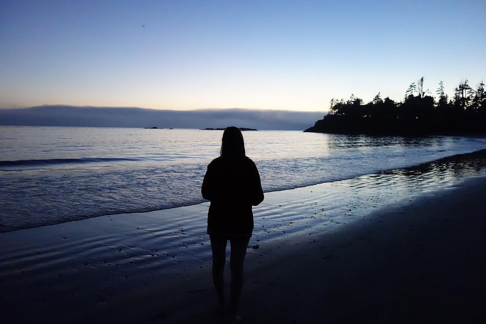 Sunset, Sea, Evening, Abendstimmung, Sunset Sea, Water