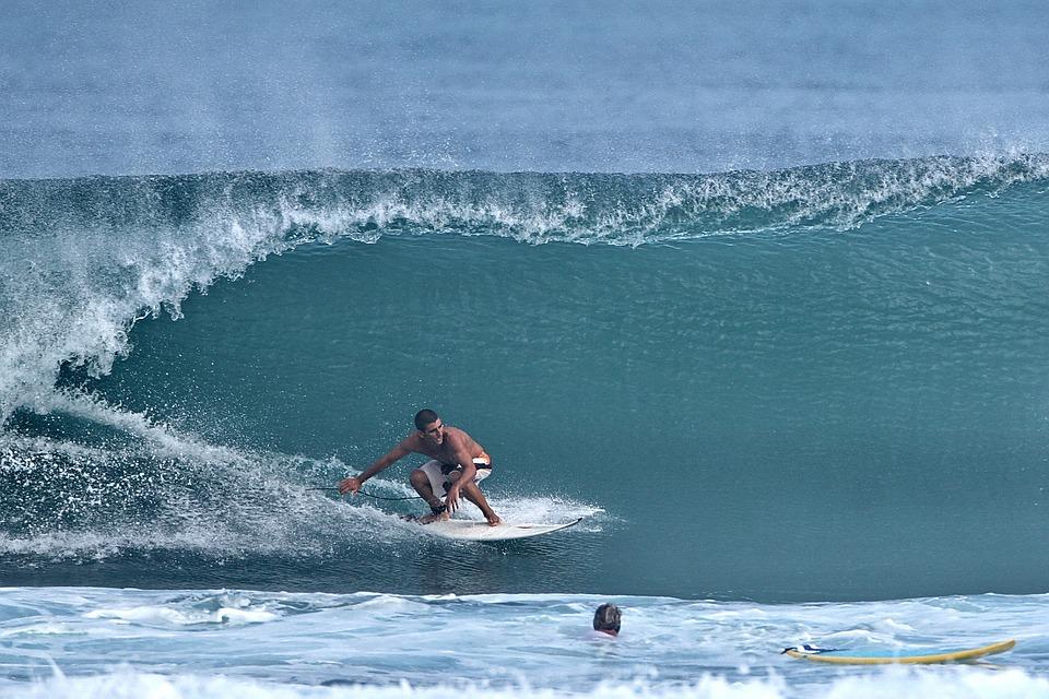 Surf, Spray, Water, Wave, Sea