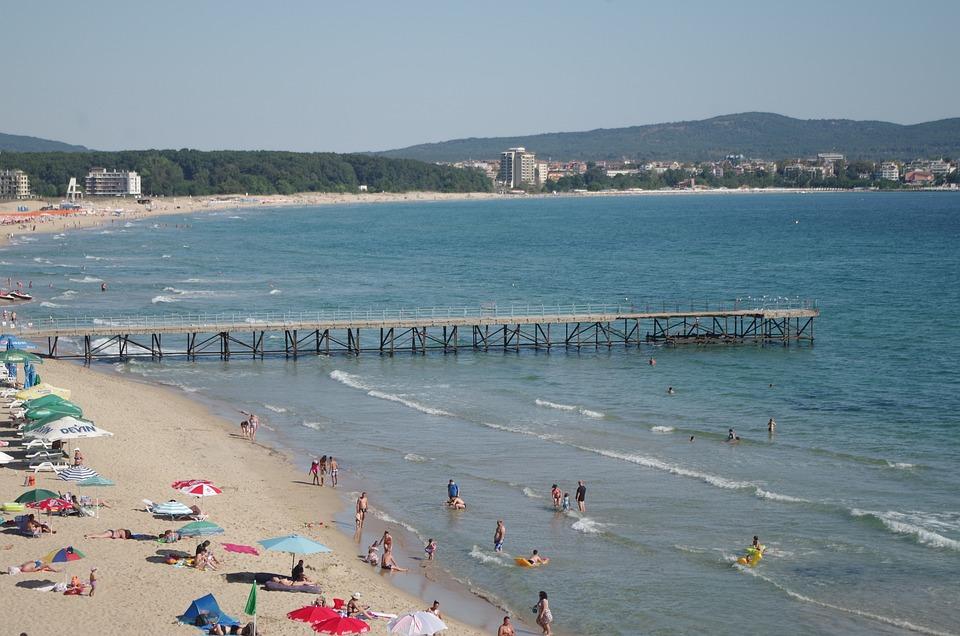 Sea, Beach, The Pier, Holiday