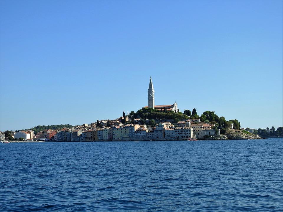 Waters, Travel, Sea, Architecture, City, Coast, Port