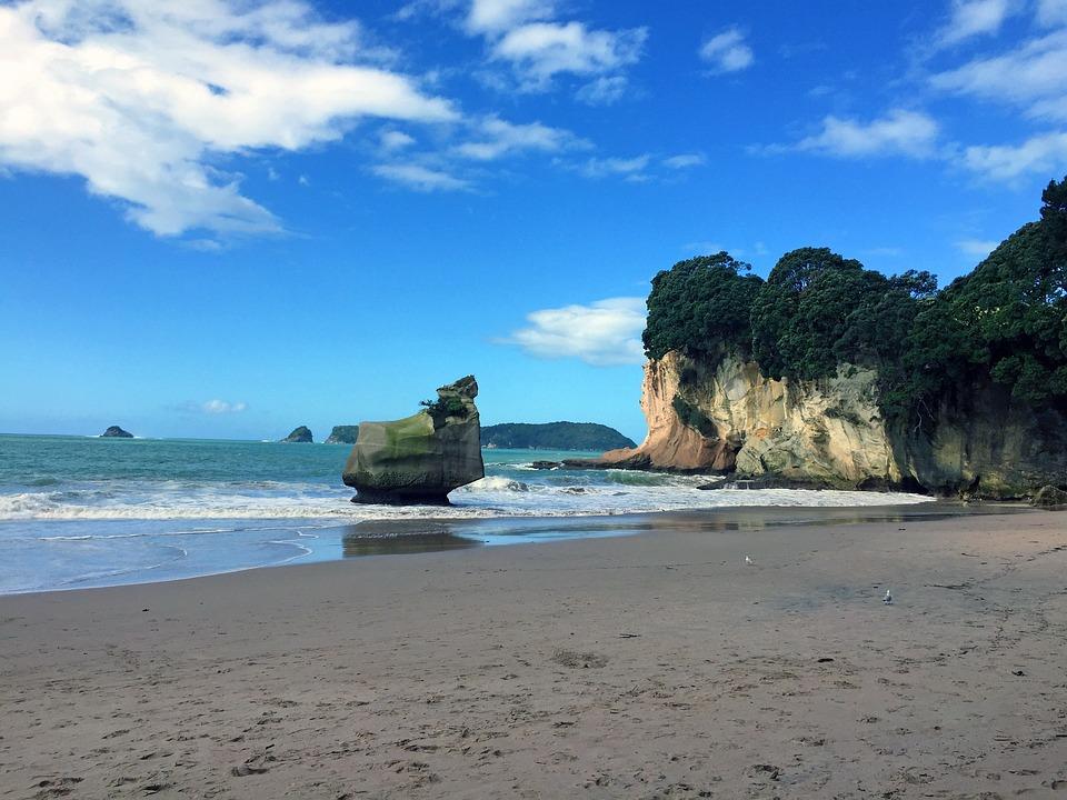 Beach, Travel, Holiday, Sea, Landscape, Ocean