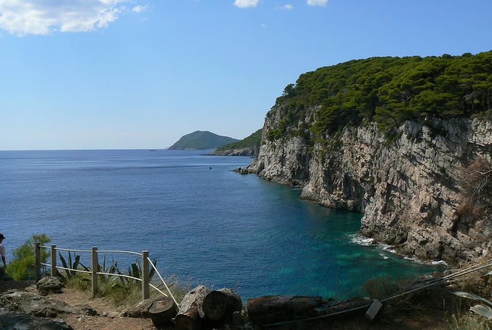 Adriatic, Sea, Croatia, Coast, Mediterranean, Vacation