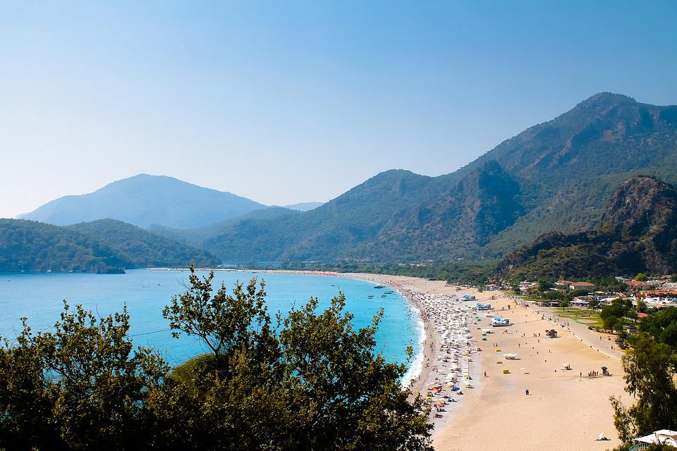Sea, Beach, Turkey, Vacations, Water, Ocean