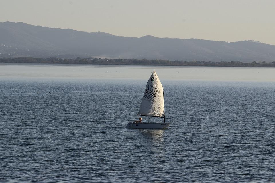 Waters, Sea, Vessel, Boat, Travel, Vela, Trasimeno