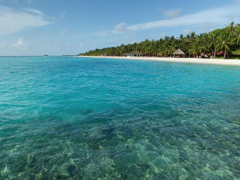 Ocean, Sea, Water, Nature, Summer, Blue, Travel, Beach