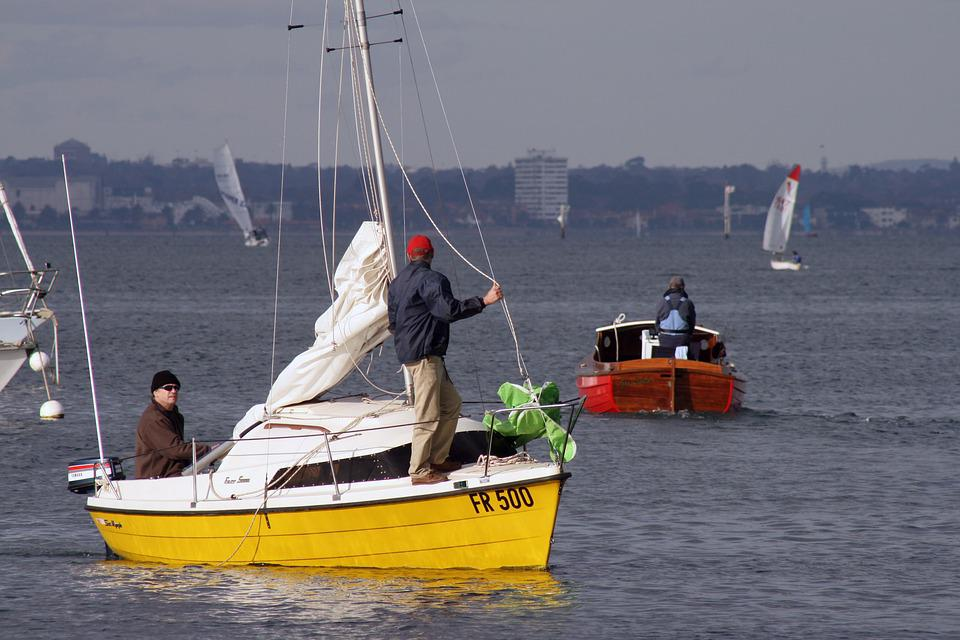 Water, Sea, Sailboat, Boat, Watercraft, Nautical