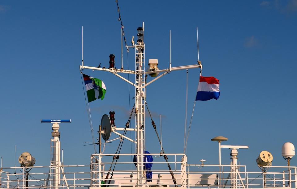Ship Bridge, Shipping, Navigation, Ship, Seafaring