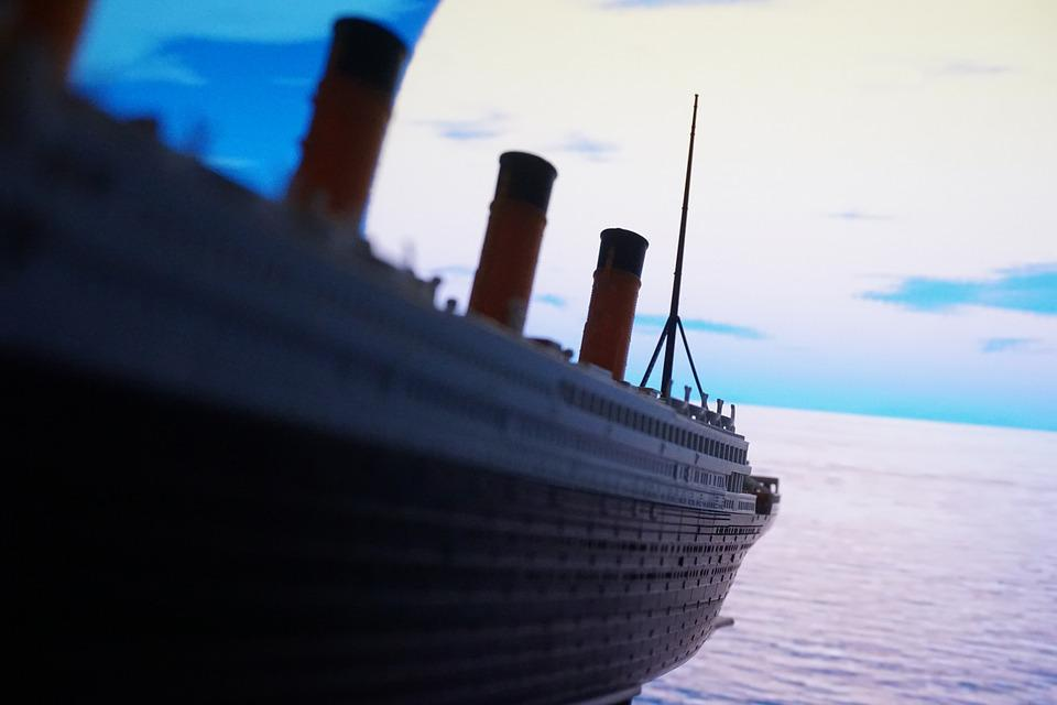 Giant, Downfall, Pleasure Boat, Times, Titanic, Seagull
