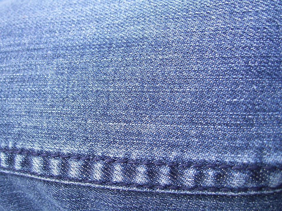 Jeans, Denim, Pants, Blue, Seam, Fashion, Casual, Style