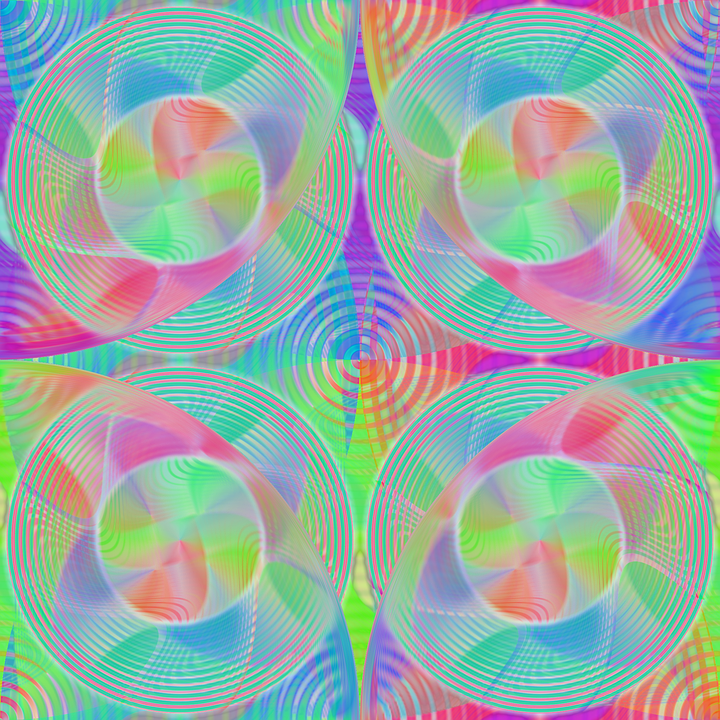Pattern, Pastel, Colorful, Bright, Abstract, Seamless