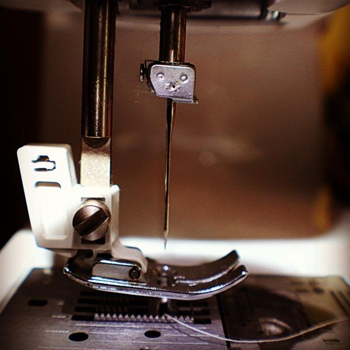 Sew, Sewing, Needle, Thread, Seamstress, Tailoring