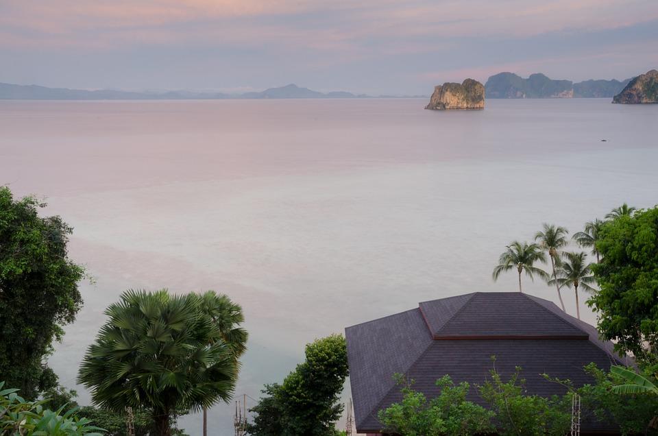 Island, Sea, Thailand, Summer, Beach, Seascape