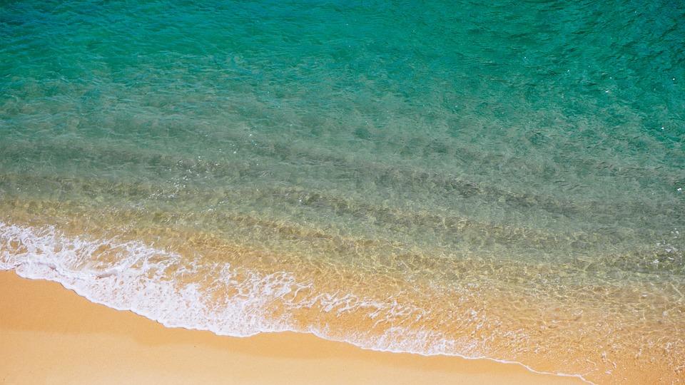 Beach, Hd Wallpaper, Nature, Sand, Sea, Seascape