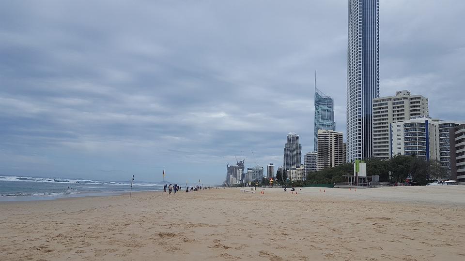 Beach, Travel, Sky, Water, Seashore, Sea, Sand