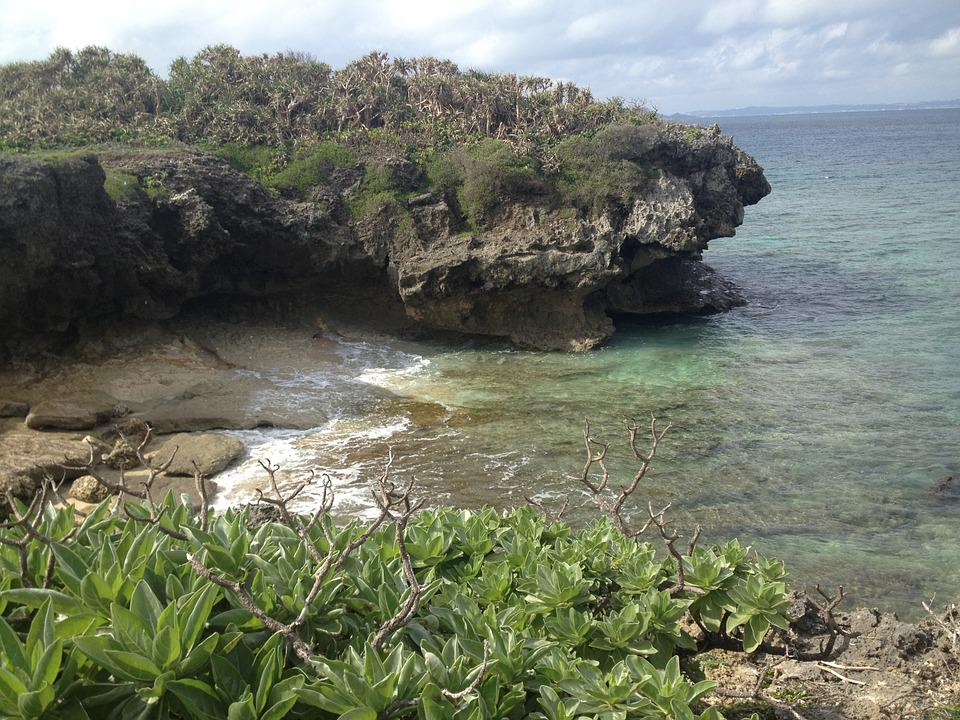 Okinawa, Sea, Seaside, Comfort, Southern Countries