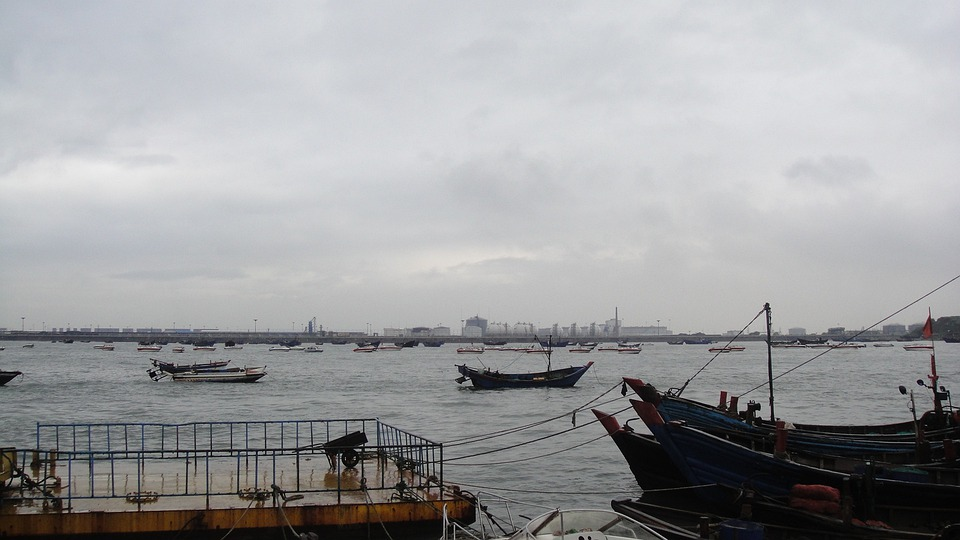Liaoning Province, Xingcheng, Seaside