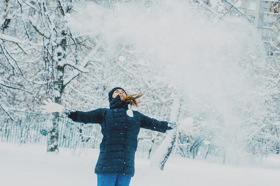 Winter, Snow, Coldly, Leann, Season