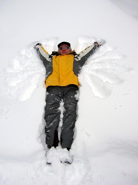 Snow, Snow Man, Riezlern, Manfred Adler, Season, White