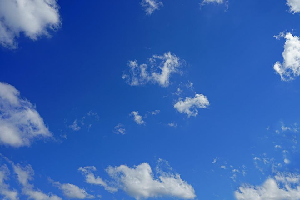Nature, Sky, Outdoors, Season, Downy, Weather, Summer