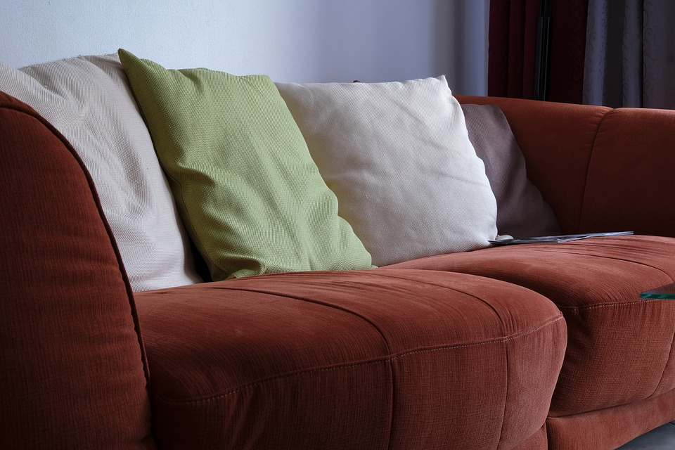 Sofa, Seat, Couch, Rest, Cozy, Furniture, Pillow, Sit