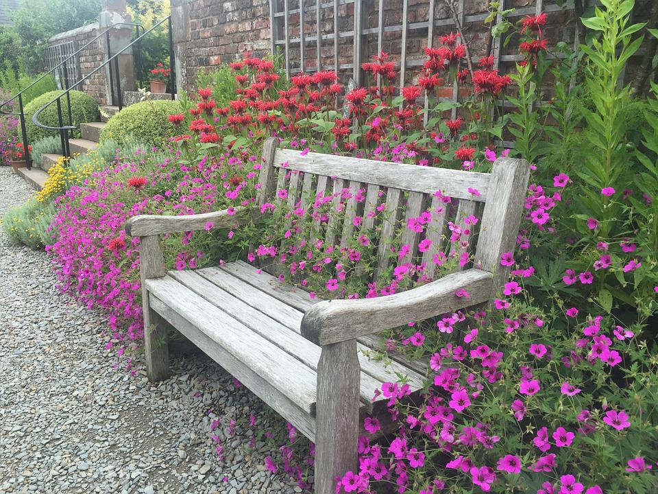 Bench, Seat, Park Bench, Calm, Sit, Seated, Outside