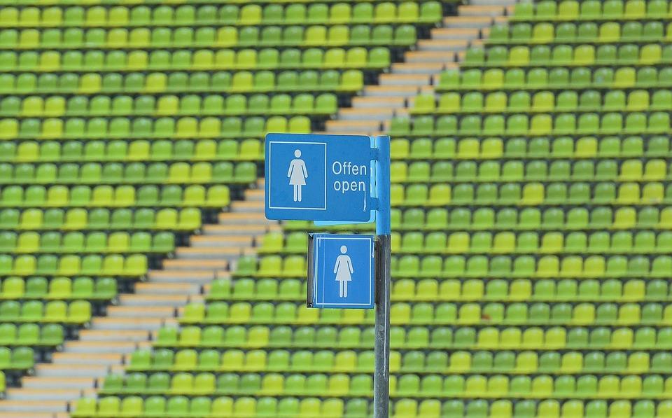 Olympic Stadium, Olympic Park, Seats, Shield, Women