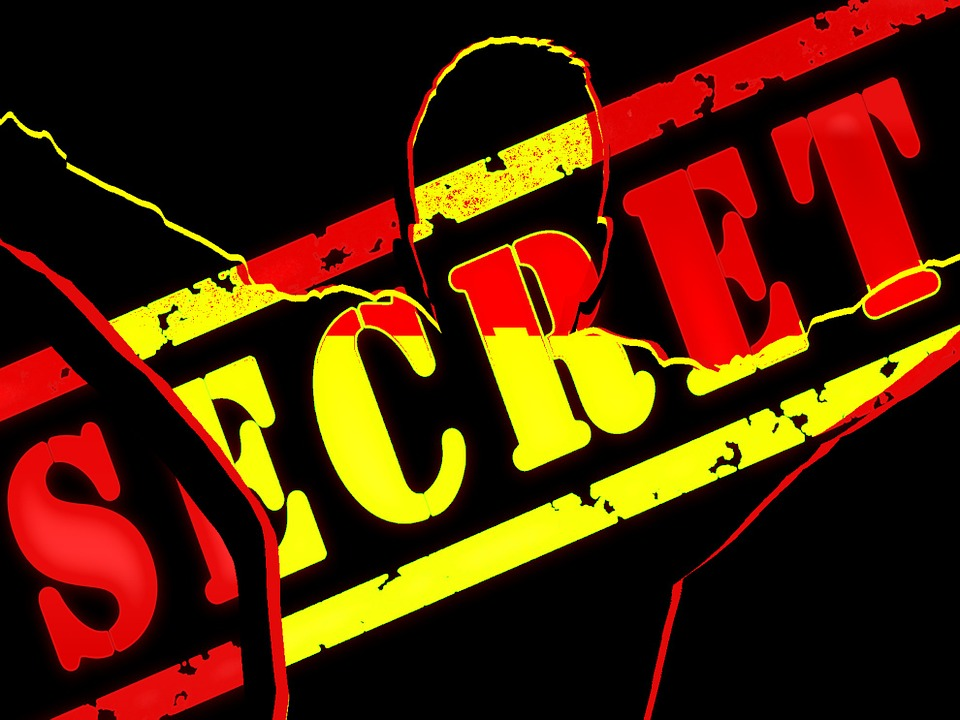 Secret, Espionage, Security, Protection, Protect