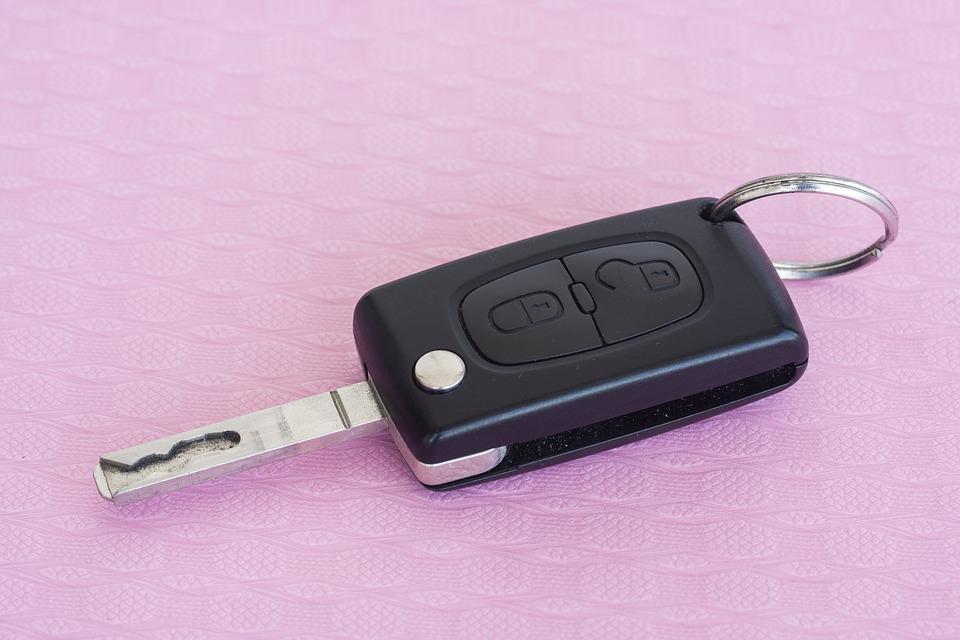 Key, Car, Control, Door, Open, Driver, Lock, Security