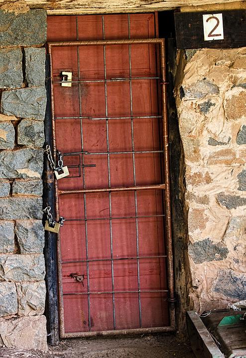 Prison, Lock, Security, Locked, Bars, Chain, Crime