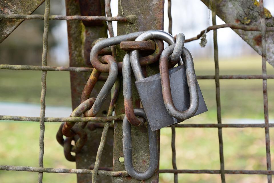 Security, Castle, Padlock, Secure, Closed, Locks To
