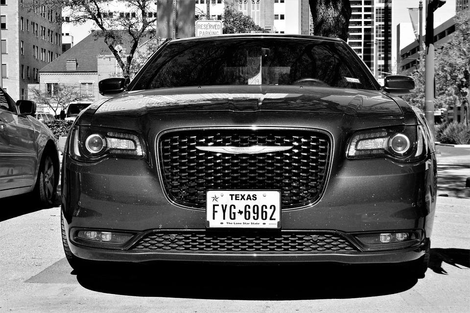 Free Photo Sedan Chrysler 300 Grill All Wheel Drive Four Door Max