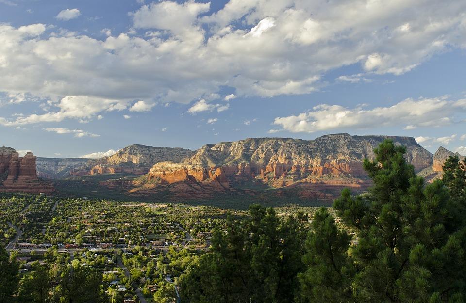 Arizona Dusk, Thunder Mountain Sedona, Sedona Arizona