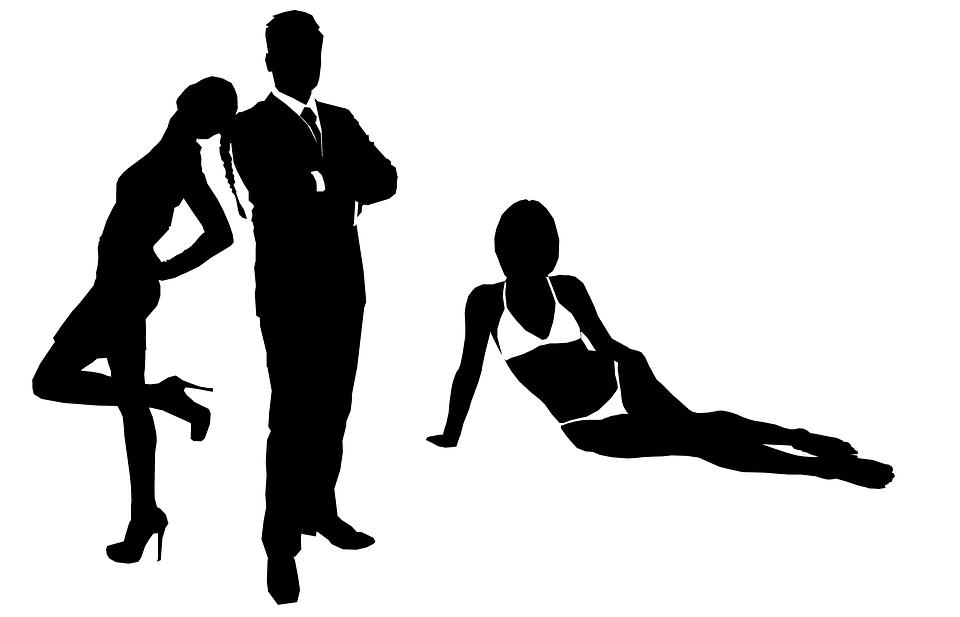Womanizer, James Bond, James, Bond, Spy, Women, Seduce