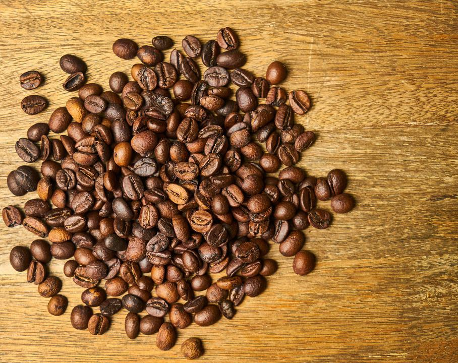 Coffee, Core, Seed, Kernels, Table, Good Morning