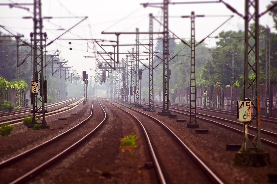 Railway Tracks, Railway, Railroad Tracks, Seemed, Track