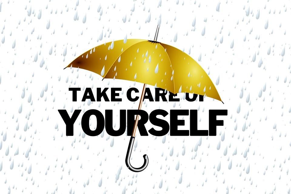 Self Care, Umbrella, Protection, Protect, Maintain