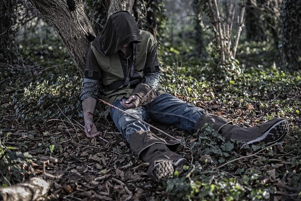 Wood, Tree, Nature, Outdoors, Leaf, Self Harm