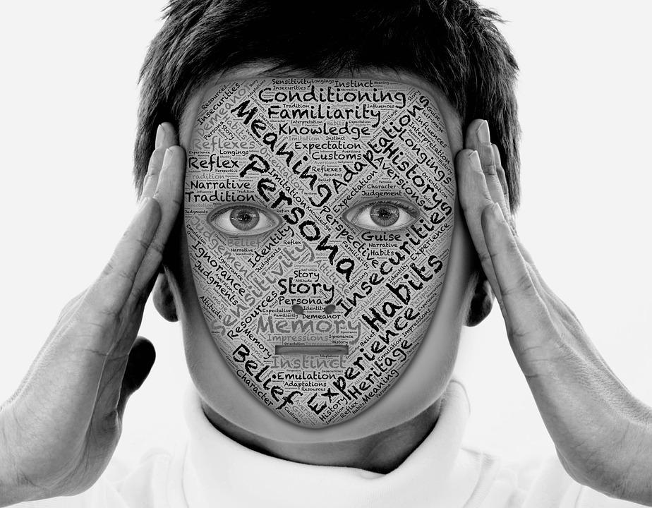 Mask, Self, Facade, Personality, Identity, Persona