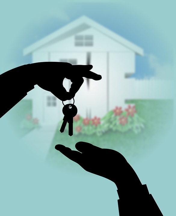 Keys, Hands, Own, Buy, Sell, Home, Real, Market