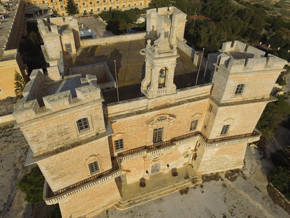 Selmun Castle, Malta, Hunting Lodge, Castle